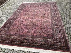 Indo Sarugh Mahal Perfect Orient Rug 350x250cm -hand knotted - looks like kaschmir !