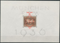 German Empire 1935/1945 – Small collection