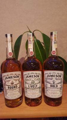 Jameson Trilogy