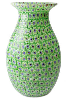 Amedeo Rossetto (Eugenio Ferro & Co.) - Millefiori vase