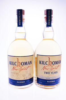 2 bottles - Kilchoman Two Years