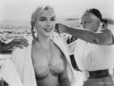 Eve Arnold (1912-2012) - Marilyn Monroe - The Misfits - 1961
