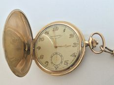 Corgemont chronometer – savonette pocket watch – 1930s