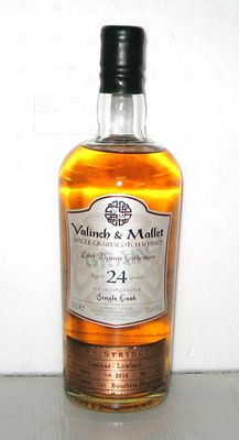 Cambus 1991  24 years old - Lowland - 70cl - 51,6% - Valinch & Mallet