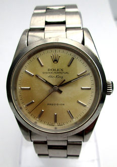 Rolex Air King 1995 – Men's wristwatch
