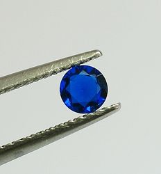 Hauyn, blue, 0,22ct