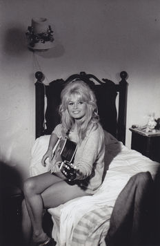 Patrick Morin/SIPA Press - Brigitte Bardot - 'Vie Privee' - 1961