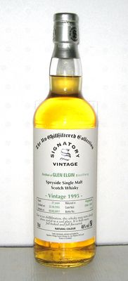 1995 Glen Elgin 21 Years Old - Speyside - 70cl - 46% - Signatory Vintage
