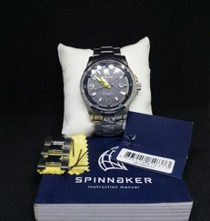 SPINNAKER WHEEL & WINCH MEN'S WRISTWATCH