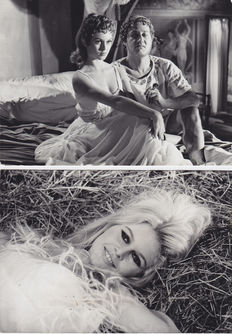 Georg Michalke (1909-1982) & Unknown/Keystone - Brigitte Bardot - 1956/1966