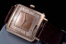 Zenith 18k solid pink gold automatic