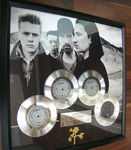 "Check out our U2 ""The Joshua Tree Singles"" worldwide large award"