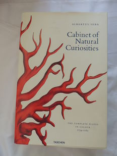 Albertus Seba - Cabinet of natural curiosities: the complete plates in colour 1734-1765 - 2001