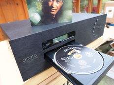 Acarus ACD-11, super sleek, special, exclusive High-End CD player made in the USA, vintage 1996