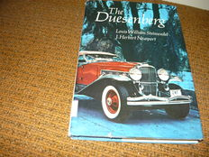 The Duesenberg-Louis William Steinwedel-J.Herbert Newport-1970' History Book