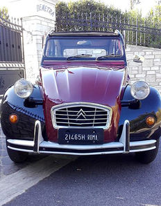Citroën - 2CV6 Charleston - 1985