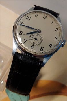 SCIMA Swiss-made men's wristwatch from the 1940s