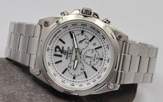 Casio – Edifice Men's Solar Powered Chronograph Watch – New & Mint Condition