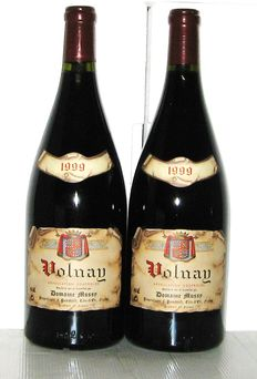 1999 Volnay Domaine Mussy – Lot 2 Magnums 1.5 L.