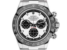 Rolex Daytona Custom Paul Newman ceramic black vintage year 2007