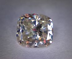 Diamante 0.74ct Taglio Cuscino I  VS2