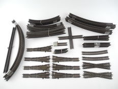 Arnold N – 70-piece rail batch: 7x switches, 3x crossings, large radii [694]