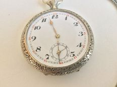 Chemin de fer – pocket watch – 1930s