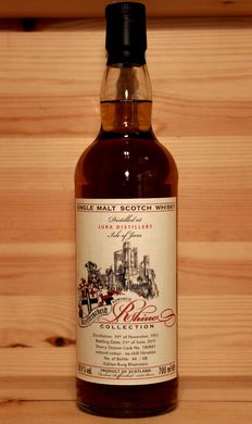 Isle of Jura 1992 / 2011 - Duncan Taylor / Romantic Rhine Collection 50,9%vol 700ml/70cl, sherry octave cask