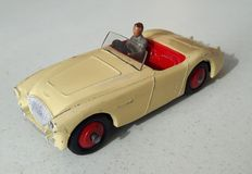 Dinky Toys - Scale 1/43 - Austin Healey 100 Touring No.103