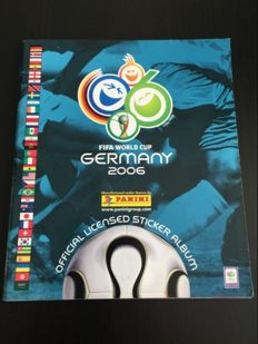 Panini - Fifa World Cup 2006 - Complete album.