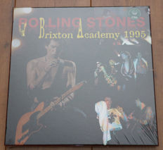 The Rolling Stones- Brixton Academy 1995 3lp boxset/ Limited, numbered release of 1000 copies only/ Nr. 360/1000/ MINT!