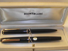 2 old Montblanc pens