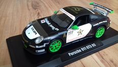 Norev - Scale 1/18 - Porsche 911 GT3 RS Ring Police #177 Nurburgring