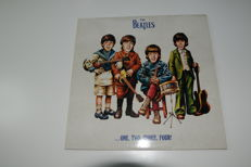 Double album The Beatles - ... One, Two, Three, Four!