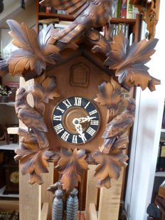 Black Forest cuckoo clock – wood – 1950s/60s