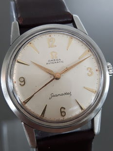 Omega Seamaster Automatic men's wristwatch -around the  1960s.