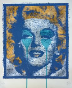 Pure Evil - Marilyn (Blue)