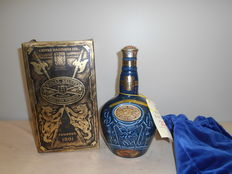 Chivas Royal Salute 21 Year Old Whisky 700 cc white  original box