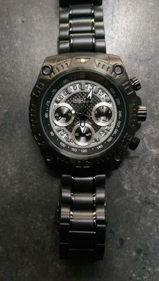 Nautec No Limit Twister – Men's Wristwatch – Quartz Chronograph never worn