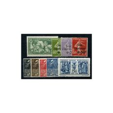 France 1931/1964 - Complete collection
