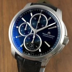 Maurice Lacroix Pontos Chronograph ref. PT6178/88  New With Tags - 2017