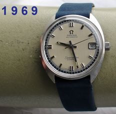O M E G A -- Seamaster – Cosmic -- men's model -- 1968 + warranty