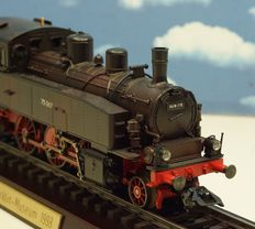 Märklin H0 - 37133 – Heating locomotive, BR 75 of the DB