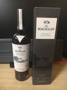 Macallan Boutique Collection 2016 Limited Edition - Taiwan Duty Free Exclusive