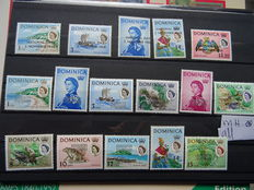 Dominica - a small collection.