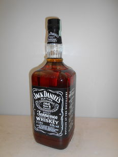 Jack Daniel's Old Time Old No.7 Brand Whiskey 3 Litro 43% Vol ( rarity )