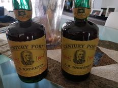 NV Andresen Century Port 1845-1945 - 2 bottles