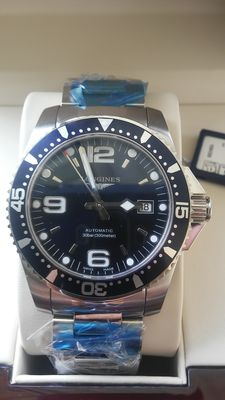 Longines - hydorcnquest -men's
