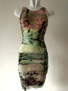 Jean Paul Gaultier - Made in Italy- Rarity  - Les Tatouages Collection (Spring/Summer 1994)