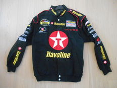 Original and authentic Nascar jacket from 2007 - Juan Pablo Montoya